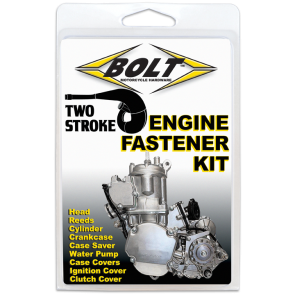 Bolt Engine Fastener Kit kawasaki kx 125 85-08