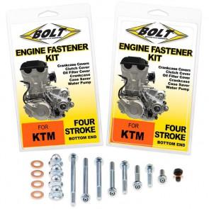 Bolt Engine Fastener Kit ktm husq sxf fc 450 16-20