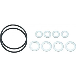 Bolt Oliefilter o-ring en washers kit kawasaki kxf 450 16-18