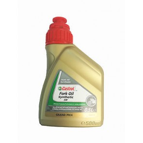 Castrol Synthetic SAE 2.5 W Voorvork Olie