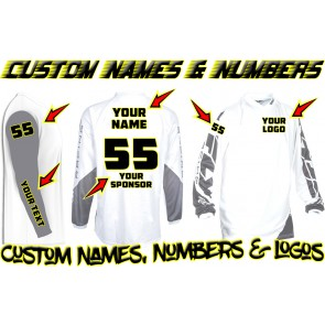 Custom mx cross shirt