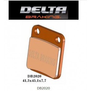 Delta Remblokken Achter Sintered kx 65 00-16 rm65 03-05
