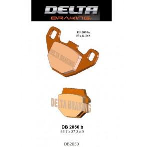 Delta Remblokken Achter En Voor Sintered Ktm 89-02