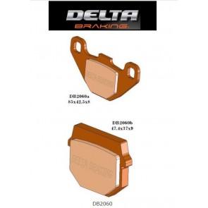 Delta Remblokken Achter Sintered rm85 90-94
