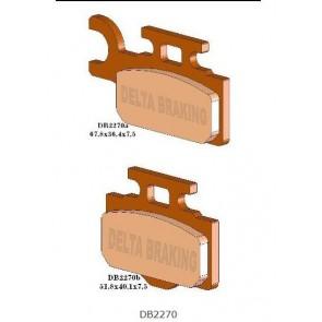 Delta Remblokken Voor Sintered kx 65 00-20 rm 65 03-05