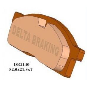 Delta Remblokken Voor Sintered yz85 93-18