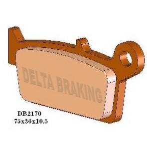 Delta Remblokken Achter Sintered cr rm yz 85 -02
