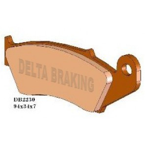 Delta Remblokken Voor Sintered Beta Gas gas Honda, Kawasaki, Suzuki, Yamaha