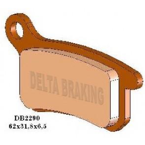 Delta Remblokken Voor Sintered sx65 02-18 sx85 03-11 Achter sx65 09-18 sx85 03-10