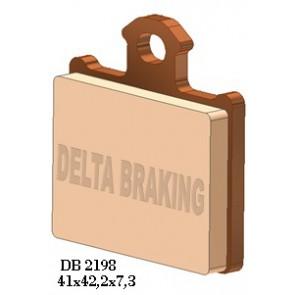 Delta Remblokken Achter Sintered ktm sx85 11-18 tc 85 14-18