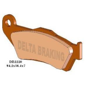 Delta Remblokken Voor Sintered Husaberg Husq 92- 99- Ktm 125 94- tm125 94-