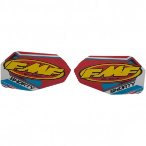 FMF 2-takt uitlaat sticker shorty