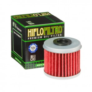 HifloFiltro HF116 Oliefilter Honda Husqvarna