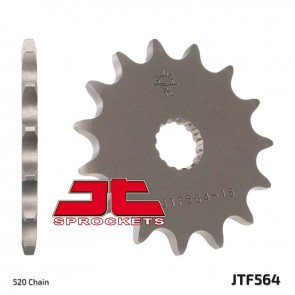 JT Voortandwiel standaard yamaha yz 125 88-04