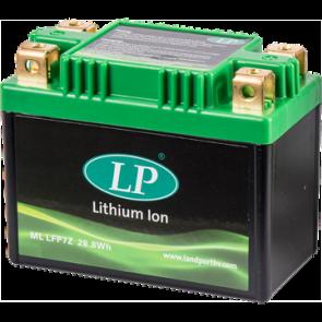 LANDPORT Lithium-ion accu LTZ7S - YTZ7S wrf crf-x