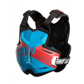 Leatt 2.5 Rox Bodyprotector blauw/rood