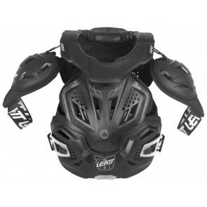 Leatt 3.0 Fusion Bodyprotector En Neckbrace Zwart 2017