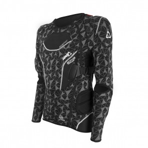 Leatt 3DF Airfit Lite Bodyprotector In Net Junior