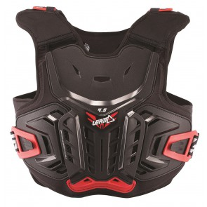 Leatt 4.5 Junior Bodyprotector Zwart