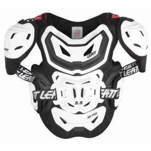 Leatt 5.5 pro hd Bodyprotector wit