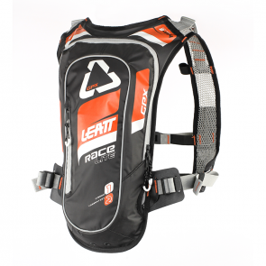 Leatt GPX Hydration Pack Race Hf 2.0 orange
