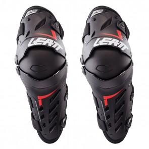 Leatt Kniebeschermers Dual Axis Zwart