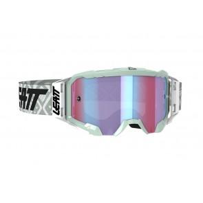 Leatt velocity 5.5 iriz light blue/mint mirror crossbril