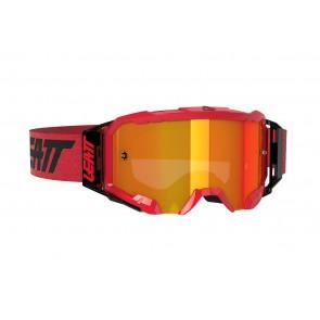 Leatt velocity 5.5 iriz light red mirror crossbril