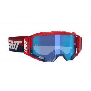 Leatt velocity 5.5 iriz red/blue mirror crossbril