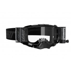 Leatt velocity 5.5 iriz roll-off crossbril black