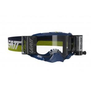 Leatt velocity 5.5 iriz roll-off crossbril ink