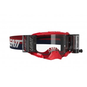 Leatt velocity 5.5 iriz roll-off crossbril red