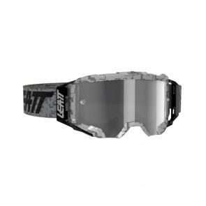 Leatt velocity 5.5 iriz steel grey mirror crossbril