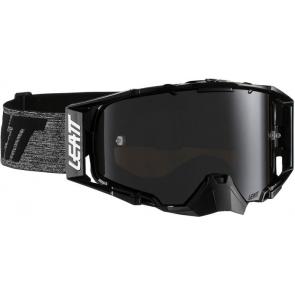 Leatt velocity 6.5 iriz platinum black grey crossbril