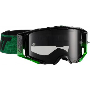Leatt velocity 6.5 iriz light smoke black green