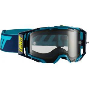 Leatt velocity 6.5 iriz light blue crossbril