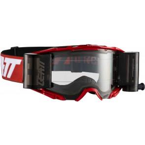Leatt velocity 6.5 iriz roll-off red black