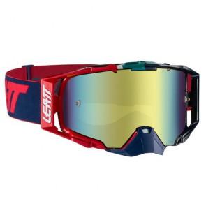 Leatt velocity 6.5 iriz blue red crossbril