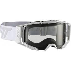 Leatt velocity 6.5 iriz light white grey crossbril