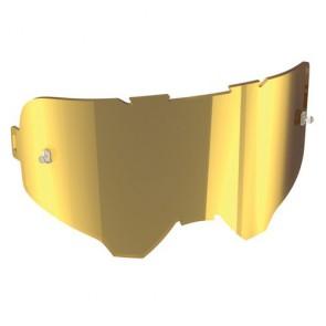 Leatt velocity 6.5 iriz bronze mirror lens