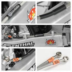 Moto-Master Achterremleiding Honda crf 250 450 09-
