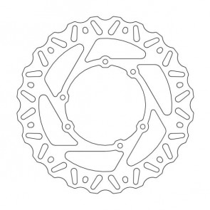 Moto-Master nitro voorremschijf honda cr 125 250 95-07 crf 250 450 02-14