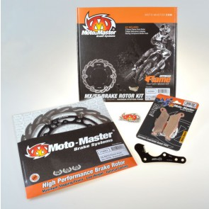 Moto-Master 260mm remschijf kit ktm husq sx tc 85 12-18