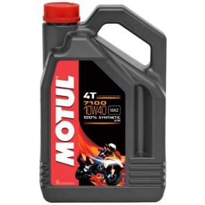 Motul 7100 10w40 4-Takt Olie 4L