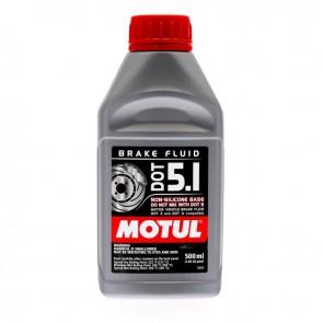 Motul Dot 5.1 Remvloeistof 0.5L