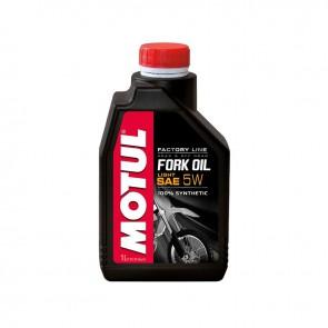 Motul Voorvork olie Factory Line 5W 1L