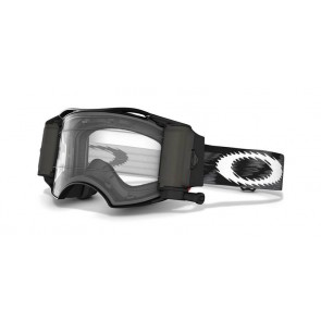 OAKLEY Airbrake Crossbril jet black speed roll off