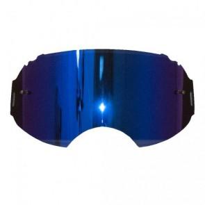 Oakley Airbrake mirror blue lens rip n roll