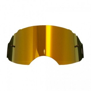 Oakley Airbrake mirror gold lens rip n roll
