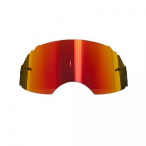 Oakley Airbrake mirror fire red lens rip n roll